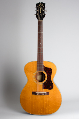 Guild  F-30-NT Flat Top Acoustic Guitar  (1961)