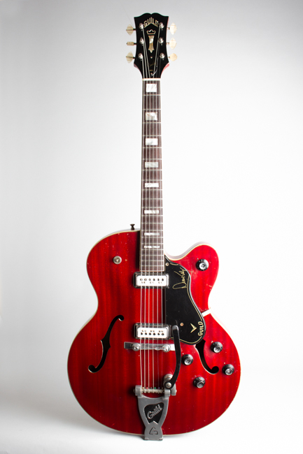 Guild  Duane Eddy DE-400CH Thinline Hollow Body Electric Guitar  (1963)