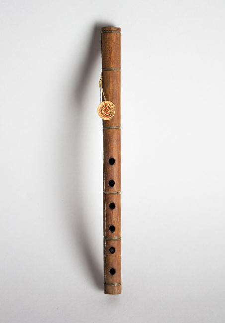 Misc  Collection of Flute owned and played by Andre Kertesz,  c. 1910s