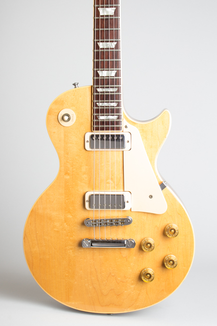 Gibson  Les Paul Deluxe Solid Body Electric Guitar  (1979)