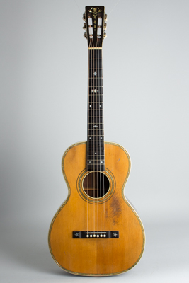 Wm. Stahl Solo Style # 8 Flat Top Acoustic Guitar,  made by Larson Brothers ,  c. 1926
