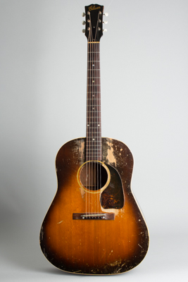 Gibson  J-45 Flat Top Acoustic Guitar ,  c. 1946