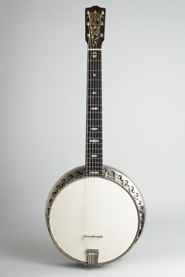 Bacon & Day  Silver Bell #1 Guitar Banjo  (1925)