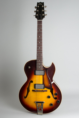 Heritage  H-575 SSB Arch Top Hollow Body Electric Guitar  (1998)