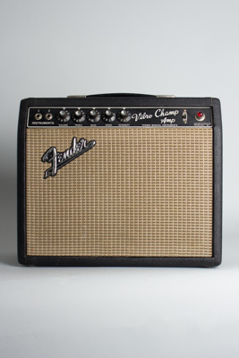 Fender  Vibro-Champ Tube Amplifier (1967)