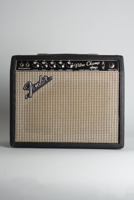 Fender  Vibro-Champ Tube Amplifier (1966)
