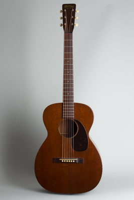 C. F. Martin  0-15 Flat Top Acoustic Guitar  (1955)