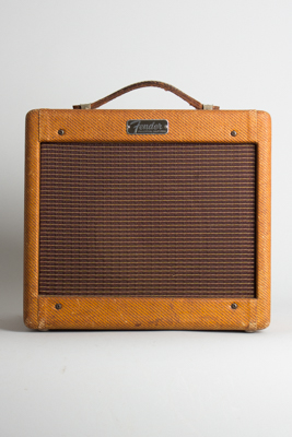 Fender  Champ-Amp 5F1 Tube Amplifier (1963)