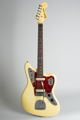 Fender  Jaguar Solid Body Electric Guitar  (1966)