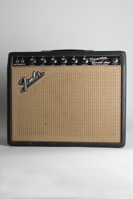Fender  Princeton Reverb Tube Amplifier (1967)