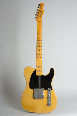 Fender  Esquire Solid Body Electric Guitar  (1952)