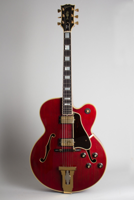 Gibson  L-5CES Arch Top Hollow Body Electric Guitar  (1976)