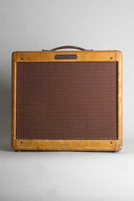 Fender  Harvard Model 5F10 Tube Amplifier (1956)