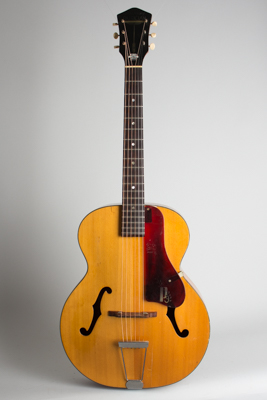 Harmony  Patrician Arch Top Acoustic Guitar  (1961)