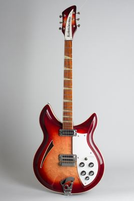 Rickenbacker  Model 381 V69 Semi-Hollow Body Electric Guitar  (1991)
