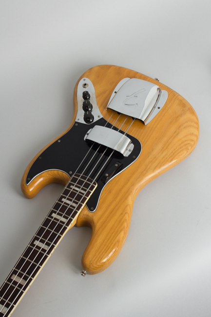 Fender  Jazz Bass Solid Body Electric Bass Guitar  (1976)