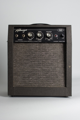 Kalamazoo  Model Two Tube Amplifier (1966)