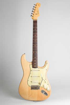 Fender  Stratocaster Solid Body Electric Guitar  (1963)