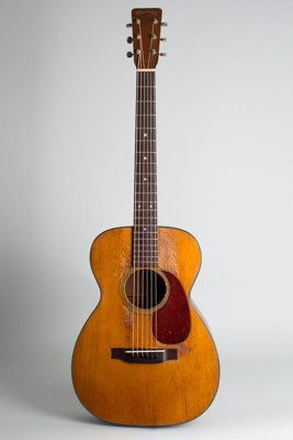C. F. Martin  0-18 Flat Top Acoustic Guitar  (1949)