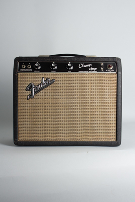 Fender  Champ-Amp AA-764 Tube Amplifier (1967)