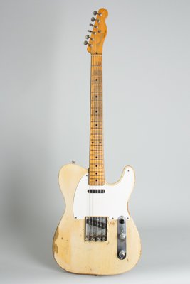 Fender  Telecaster Solid Body Electric Guitar  (1956)