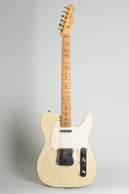 Fender  Telecaster Solid Body Electric Guitar  (1957)
