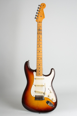 Fender  Stratocaster Solid Body Electric Guitar  (1958)