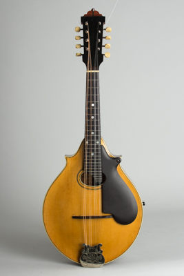 Lyon & Healy  Style B Carved Top Mandolin ,  c. 1919