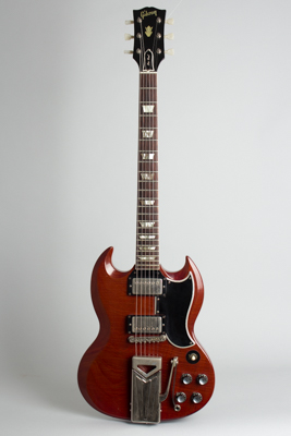 Gibson  Les Paul Standard Solid Body Electric Guitar  (1962)