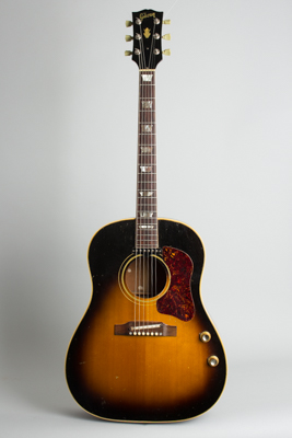 Gibson  J-160E Flat Top Acoustic-Electric Guitar  (1966)