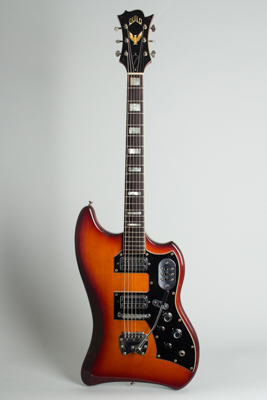 Guild  S-200 Thunderbird Solid Body Electric Guitar  (1964)