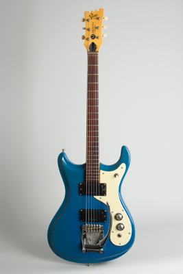 Mosrite  Ventures Model Mark V Solid Body Electric Guitar  (1966)