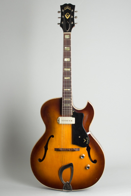 Guild  CE-100 Arch Top Hollow Body Electric Guitar  (1959)