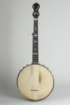 Washburn Style 1135 Eclipse 5 String Banjeurine Banjo, made by W. A. Cole ,  c. 1912