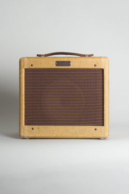 Fender  Champ-Amp 5F1 Tube Amplifier (1961)