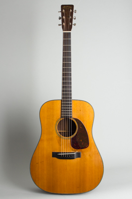 C. F. Martin  D-21 Flat Top Acoustic Guitar  (1956)
