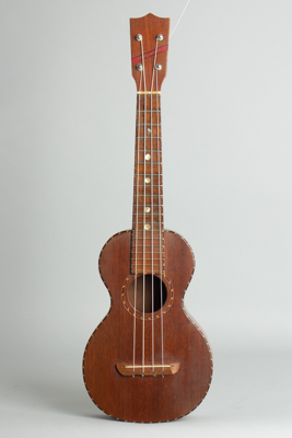 Hollywood Tenor Ukulele, made by Schireson Brothers ,  c. 1928