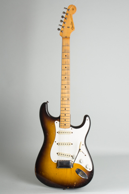Fender  Stratocaster Solid Body Electric Guitar  (1957)