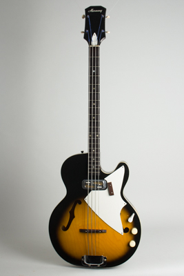 Harmony  H-22 Electric Bass Guitar  (1966)