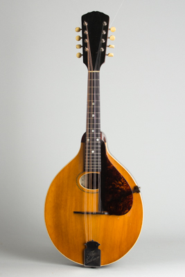 Gibson  Style A Carved Top Mandolin  (1910)