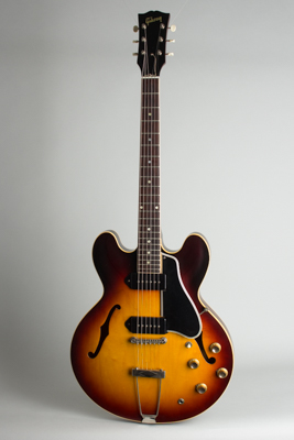 Gibson  ES-330 TD Thinline Hollow Body Electric Guitar  (1961)