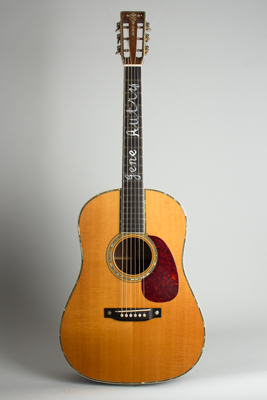 C. F. Martin  D-45 Gene Autry commerative #17 of 66 Flat Top Acoustic Guitar  (1994)
