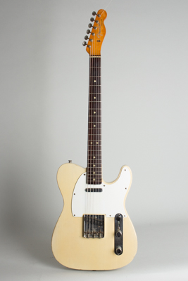 Fender  Telecaster Solid Body Electric Guitar  (1965)