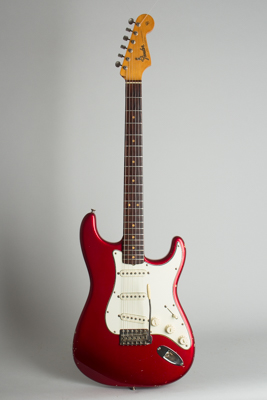 Fender  Stratocaster Solid Body Electric Guitar  (1965)