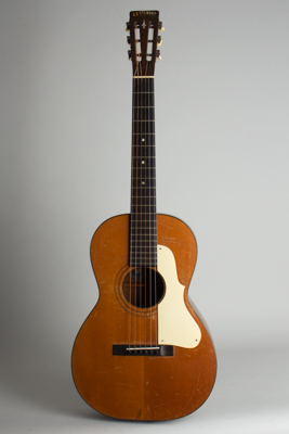 S. S. Stewart Model A-4000 Concert Size Flat Top Acoustic Guitar, made by Regal ,  c. 1930