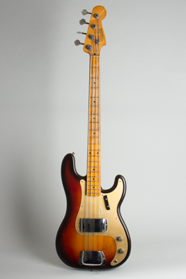 Fender  Precision Bass Solid Body Electric Bass Guitar  (1959)