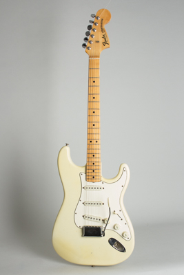Fender  Stratocaster Solid Body Electric Guitar  (1969)