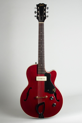 Guild  M-65 Freshman Owned and Used by Elliott Sharp Thinline Hollow Body Electric Guitar (1962)